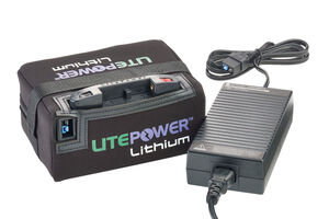 Motocaddy LitePower Standard Range Lithium 15ah Battery Charger