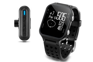 Garmin S20 Watch TruSwing Golf Swing Sensor Bundle