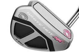 Odyssey Ladies White Hot RX 2-Ball V-Line Putter