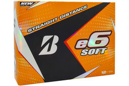 Bridgestone Golf e6 Soft 12 Golf Balls