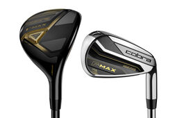 Cobra Golf F-MAX Combo Graphite Irons