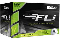 Wilson FLi 12 Golf Balls