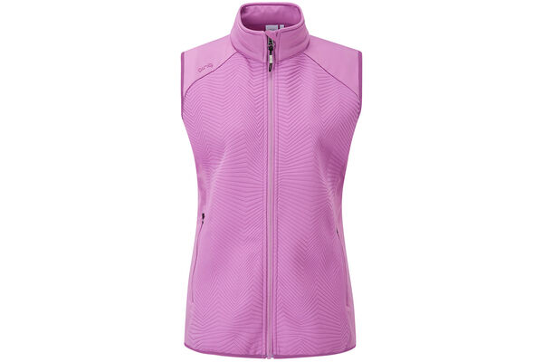PING Ladies Locksley Quilted Gilet