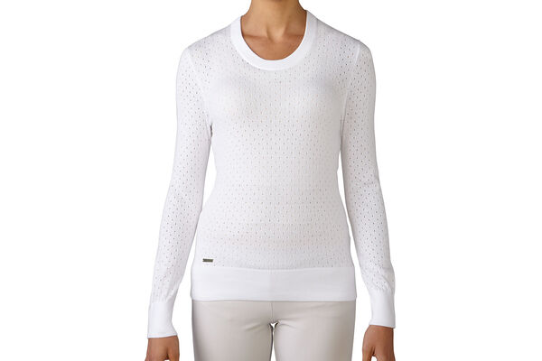 adidas Golf Ladies Essentials Crew Sweater