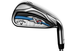 Callaway Golf Ladies XR OS Irons Graphite 5 SW