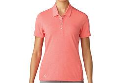 adidas Golf Ladies Essentials Cotton Hand Polo Shirt
