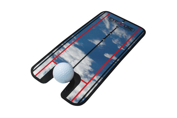 Masters Golf Putting Alignment Mirror