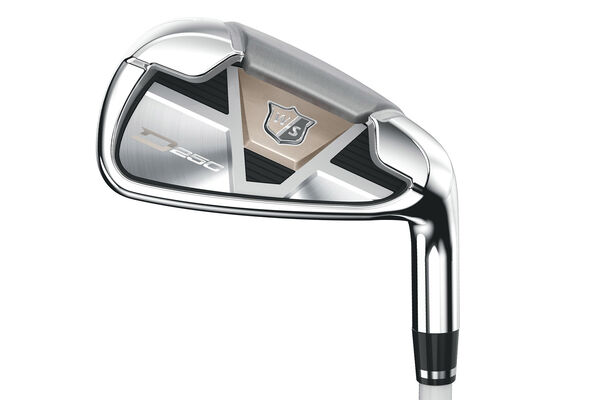 Wilson Staff Ladies D-250 Graphite Irons