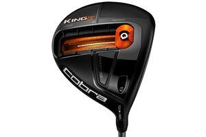 Cobra Golf King F6 Pro Black Driver