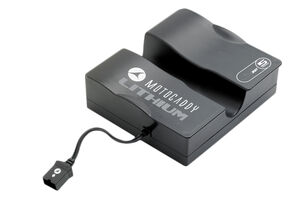 Motocaddy S Series Standard Range Lithium Battery Charger