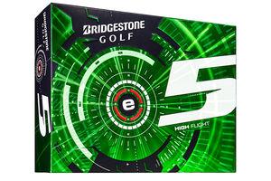 Bridgestone E5 Golf Balls Dozen