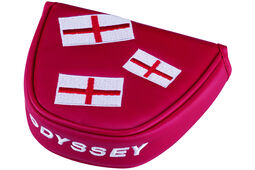 Odyssey Flag Mallet Head Cover