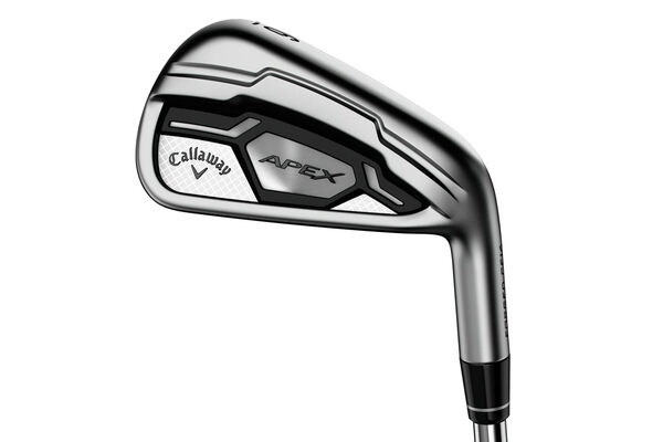 Callaway Golf Apex CF16 Steel Irons