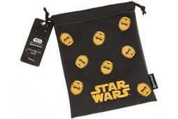 TaylorMade STAR WARS C3PO Valuables Bag