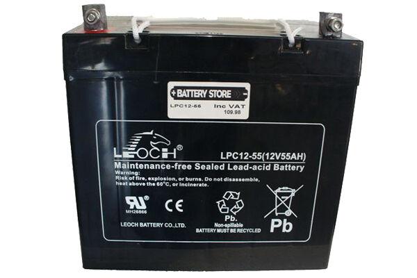 Battery Leoch LPC