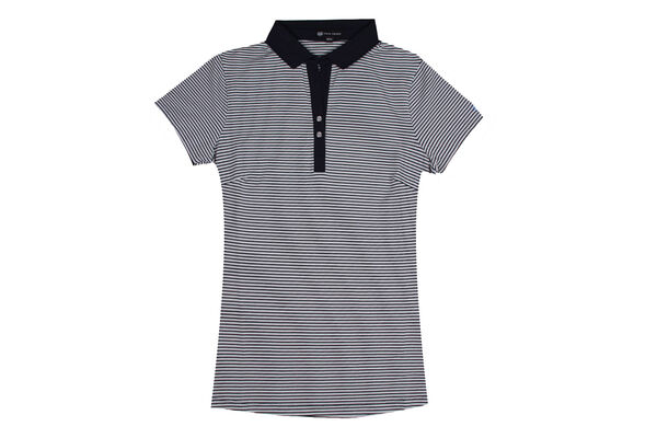 Palm Grove Polo Spkle StripeS6
