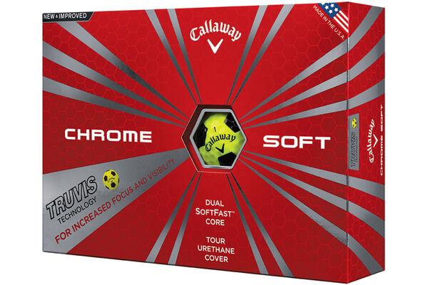 Callaway Chromesoft Truvis