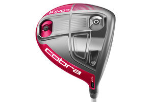 Cobra Golf Ladies King F6 Pink Driver