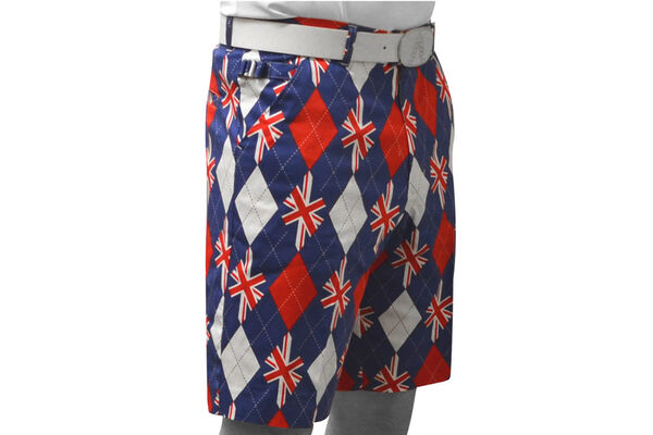 Royal & Awesome Trew Brit Shorts