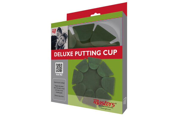 Masters Golf Deluxe Putting Cup