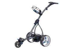 Motocaddy S5 Connect DHC Extended Range Lithium Electric Trolley