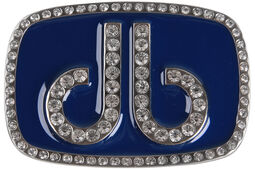 Druh Diamante Ladies Buckle