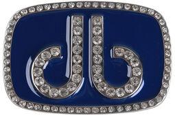 Druh Diamante Ladies Buckle