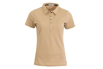 Green Lamb Polo Textured W6