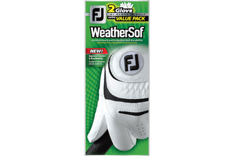 Footjoy WeatherSof 2pk