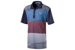 PUMA Golf Junior Levels Polo Shirt