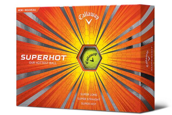 Callaway Super Hot Ball 12pk