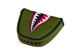 Odyssey Fighter Plane Mallet Head Cover
