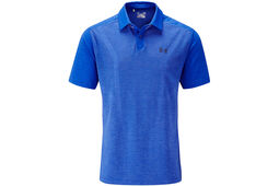 Under Armour Threadborne Jacquard Polo Shirt