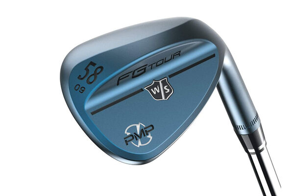 Wilson Staff FG Tour PMP Blue Wedge