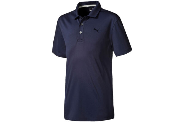 PUMA Golf Junior Pounce Polo Shirt