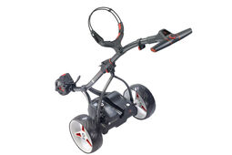 Motocaddy S1 DHC 36 Hole Lithium Trolley