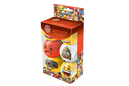 emoji Golf 6 Golf Ball Pack