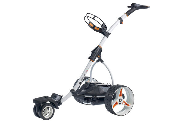 Motocaddy S7 Remote Lithium Standard Range Electric Trolley