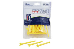 PGA Tour Performance RFT Series Tees 30 Pack
