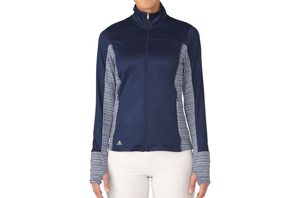 adidas Golf Ladies Rangewear Full Zip Windshirt