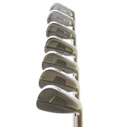 Used Titleist 735 Steel Irons 4-PW
