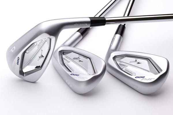 Mizuno JPX 900 Forged Stl 4-PW