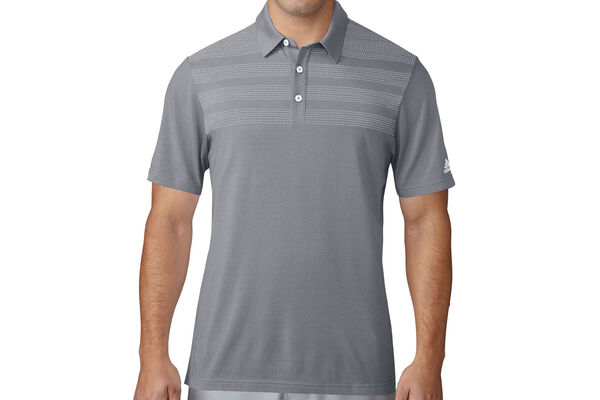 adidas Body Map Competition Polo Shirt