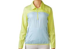 adidas Golf Ladies 1/4 Zip Windshirt