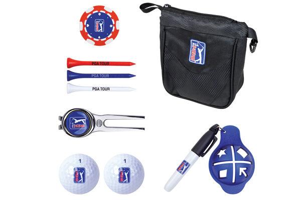 PGA Tour Golf Essentials Kit