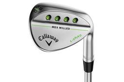 Callaway Golf MD 3 Milled Chrome Wedge