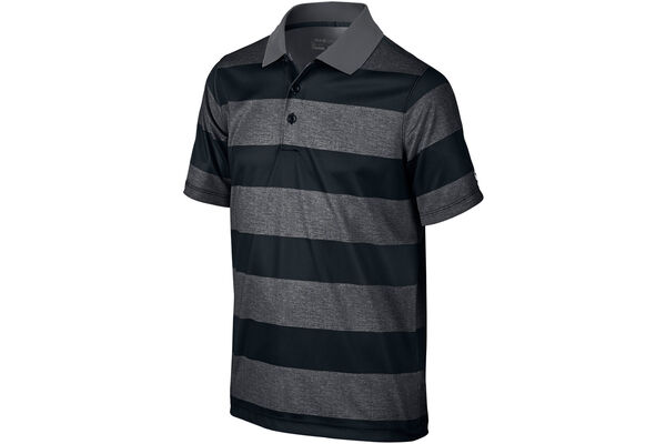 Nike Golf Junior Bold Stripe Polo Shirt