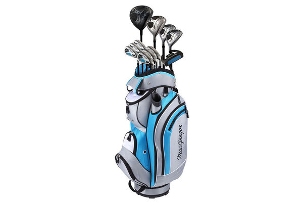 MacGregor Ladies DCT Graphite Package Set Cart