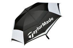 "TaylorMade Tour Double Canopy 64"" Umbrella"