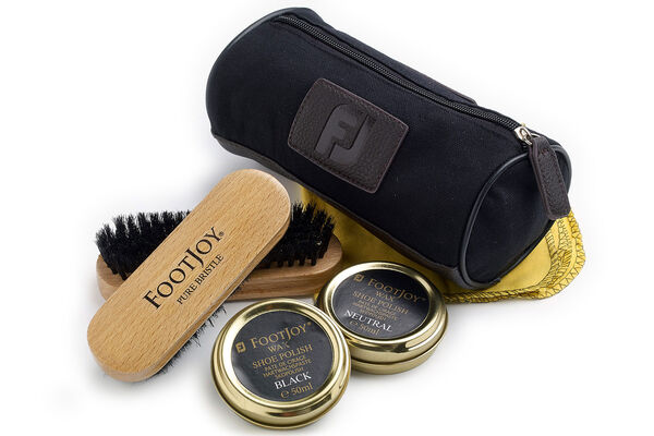 Footjoy Shoe Care Kit Canvas